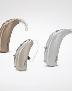 Phonak Naida V hearing aids