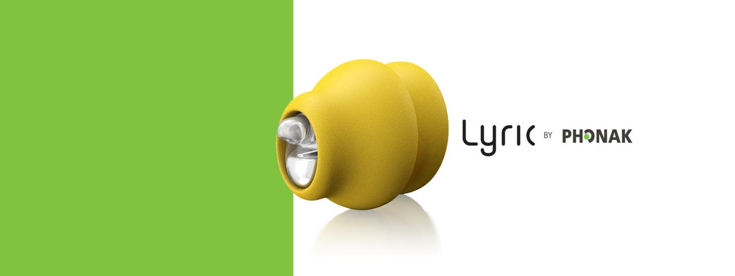 Lyric Hearing Aid